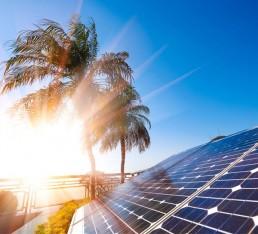Il fotovoltaico non produce emissioni di CO2